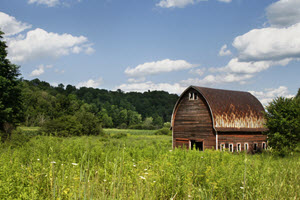 Farm History Video - Historic Round Barn